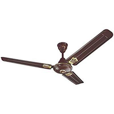 Usha Aster 1200mm 75-Watt Ceiling Fan(Rich Brown)