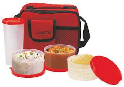 Milton Combi Meal Lunch Box (Grey)