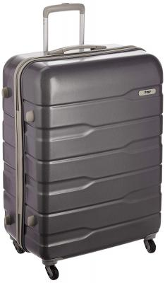 VIP Polycarbonate 75 cms Grey Hardsided Check-in Luggage (FERACT75CPG)