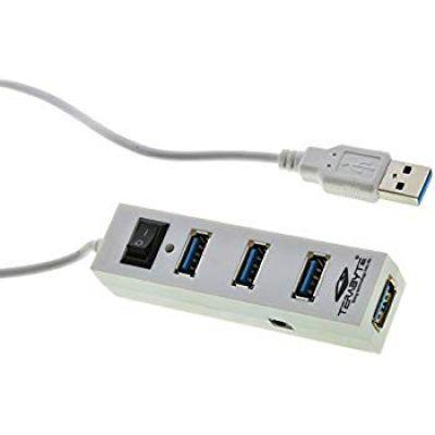 PremiumAV MST-752-N 4-Port USB Hub (White) - Buy PremiumAV MST-752-N 4-Port USB Hub (White) Online at Low Price in India