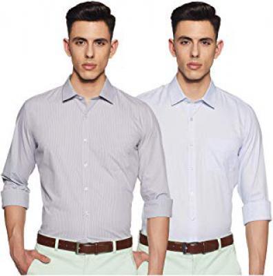 Symbol Formal Shirts (Pack of 2)