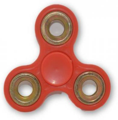 Toyzstation Fidget Hand Spinner Ultra Speed With Golden Rings