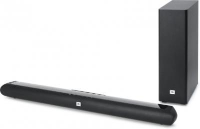 JBL Cinema SB150 Wireless Bluetooth Soundbar  (Black, 2.1 Channel)