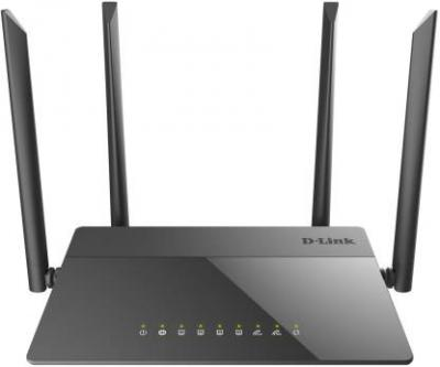 D-Link DIR-841 - AC1200 MU-MIMO Wi-Fi Gigabit Router with Fast Ethernet LAN Ports