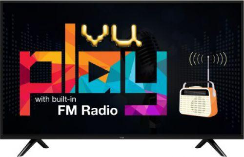 Vu 80cm (32 inch) HD Ready LED TV with FM Radio (32BFM)