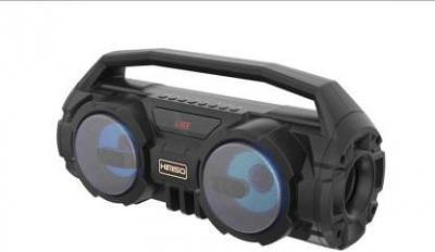 fiado BBOM BOX-S1 HD DYNAMIC SOUND BASS WITH LED LIGHT WIRELESS 20 W Bluetooth Speaker  (Black, Stereo Channel)
