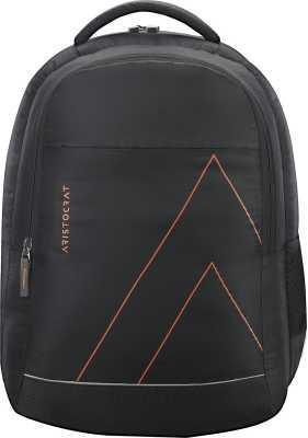 Aristocrat VOX LAPTOP BACKPACK (E) BLACK 27 L Laptop Backpack