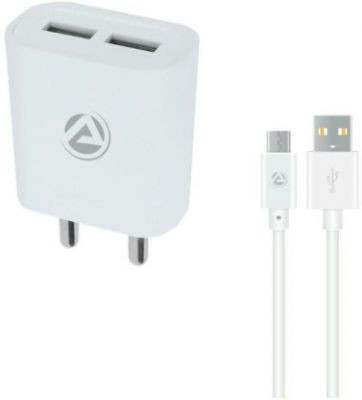 ARU AR-211 Dual Port 2.4 A Mobile Charger