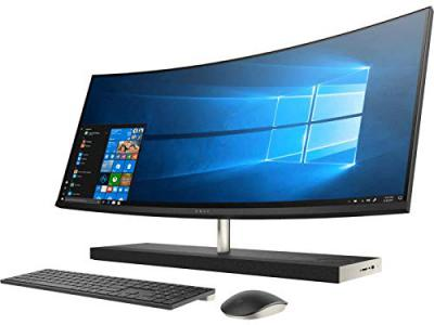 HP Envy Curved All-in-One 34-b152in Desktop PC