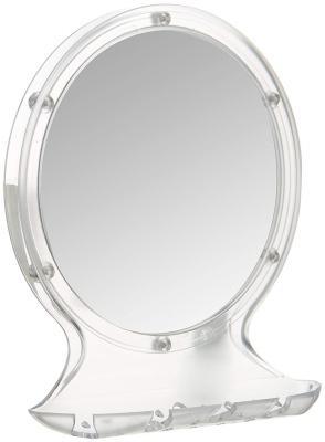 AmazonBasics Suction Bathroom Mirror