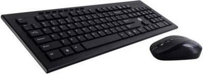 HP Multimedia Slim Wireless Keyboard & Mouse Combo Wireless Laptop Keyboard