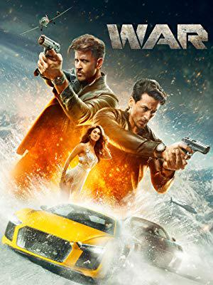 War Movie on AmazonPrime Video