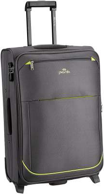 Pronto Moscow Polyester 55 cms Blue Soft Sided Carry-On (6540 - BL)