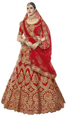 panchhi nx Embroidered Semi Stitched Lehenga, Choli and Dupatta Set