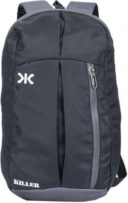 Killer Jupiter Black Small Outdoor Mini Backpack 12L Daypack