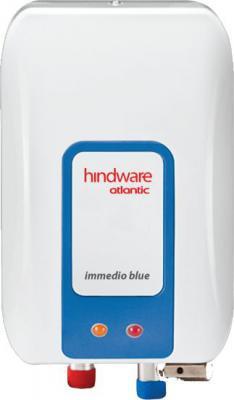 Hindware 3 L Instant Water Geyser (HI03PDB30, White & Blue)