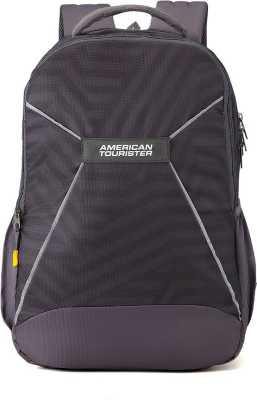 American Tourister Mist 32.5 Ltrs Grey Casual Backpack