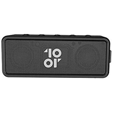 Crafted for Amazon 10.or Rave+ Portable Wireless Bluetooth Speaker