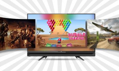JVC 98cm (39 inch) Full HD LED TV  (LT-39N380C)