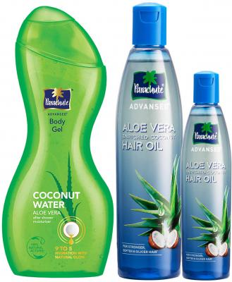 Parachute Advansed Aloe Vera Kit