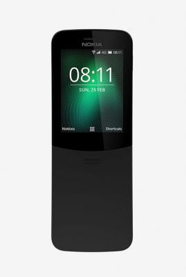 Nokia 8110 (Black) Dual SIM 4G