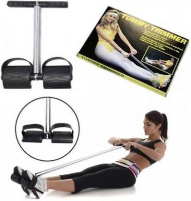Tummy Trimmer Single Spring Multipurpose FItness Equipment Exerciser
