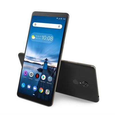 Lenovo Tab V7 Tablet (6.9 inch, 32GB, Wi-Fi + 4G Voice Calling) Slate Black