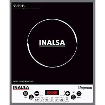 Inalsa Magnum 1800-Watt Induction Cooktop (Black)