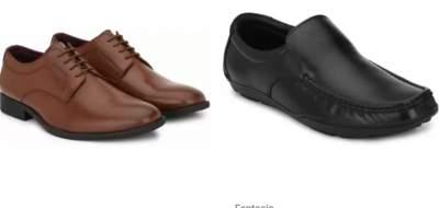 Men's Formal Shoes Minimum 70% off