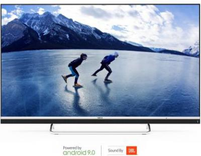 Nokia 139cm (55 inch) Ultra HD (4K) LED Smart Android TV with Sound by JBL (55CAUHDN)