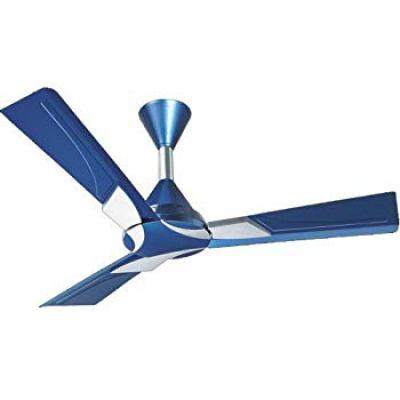 Orient Electric Wendy 1200mm Ceiling Fan with Remote (Azure Blue/Silver)