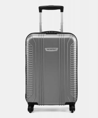 Metronaut S02 Cabin Luggage - 20 inch (Grey)