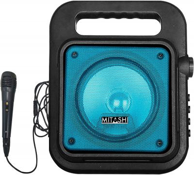Mitashi PS 6510 BT Portable Wireless Bluetooth Speaker with Mic