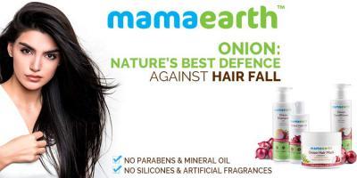 Mamaearth | Onion Hain Care Range