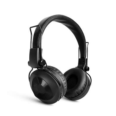 Blaupunkt BH01 Bluetooth On-The-Ear Wireless Headphone with Turbo Bass Mode