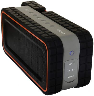 Offbeat - Hybrid 30 W Water-Proof IPX5 Bluetooth Speaker with 8800 mah Powerbank with mic