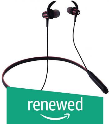 (Renewed) CLEF NB900BT in Ear Wireless Neckband with MIC