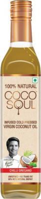 Coco Soul Virgin Coconut Edible Oils at Min.50% off
