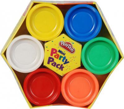 Funskool Play - Doh Mini Party Pack