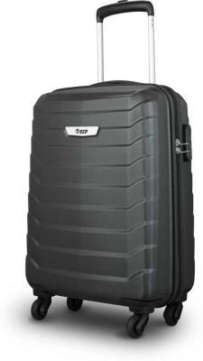 VIP SPYKER STROLLY 55 360 JBK Cabin Luggage - 21 inch (Black)