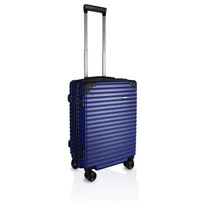 Cross Washington Polycarbonate 57 cms Black Hardsided Cabin Luggage (ACO2302311_3-S1)