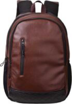 F Gear Bi Frost Executive 27 L Laptop Backpack Brown