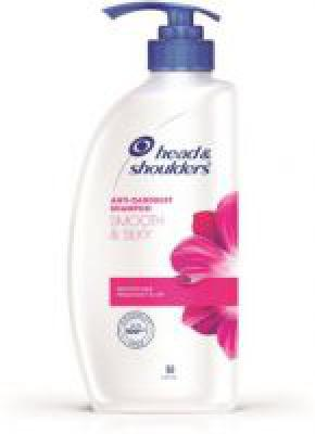 Head & Shoulders Smooth & Silky Shampoo  (650 ml)
