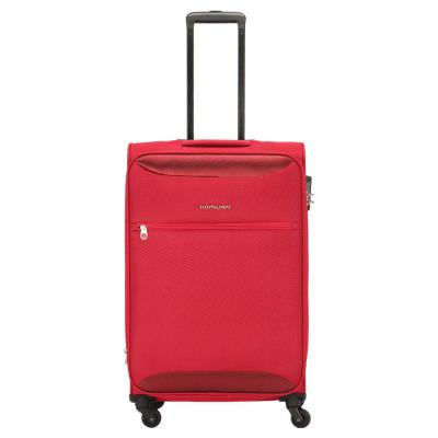 Kamiliant by American Tourister Zaka Polyester 67 cms Maroon Softsided Check-in Luggage (KAM ZAKA SP 67 cm - Maroon)