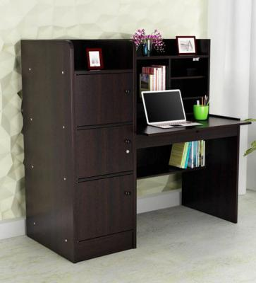 Vento Venus Study Table in Walnut Colour by HomeTown