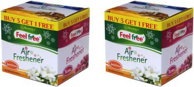 FEEL FREE AIR FRESHENER 3+1 BOX Blocks