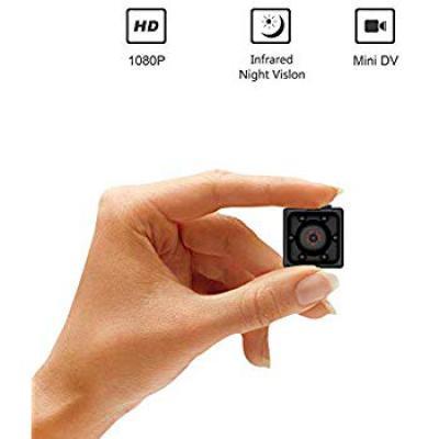 ENEM 1080P Full HD Hidden Smallest Spy Camera   Night Vision   1920 x 1080 p