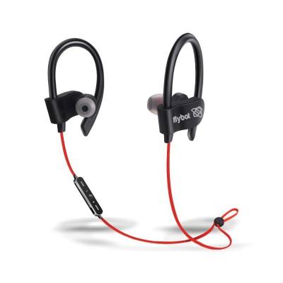 Flybot Wave in-Ear Sport Wireless Bluetooth Earphone with Mic and IPX4 Sweatproof