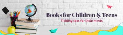 Flipkart Children and Teens Corner: Books Store