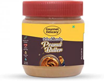 Gourmet Delicacy All Natural Crunchy Jar at Min.50% off